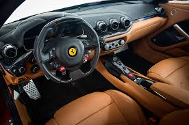Ferrari F12 Convertible - 2015 ferrari f12 berlinetta interior awesome car 26224
