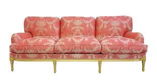 canape de style canapé de style louis xvi en tissu 3 places multicolore