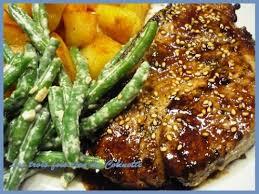 cuisiner thon frais thon grillé au vinaigre balsamique les trois fois rien de