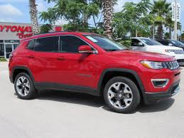 new 2017 jeep compass limited sport utility in daytona beach