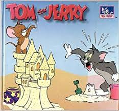 tom jerry coloring book amazon books