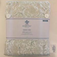 simply shabby chic paisley sheets u0026 pillowcases ebay