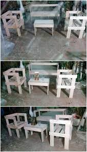 Patio Furniture Pallets - best and easy diy pallet projects you want to try immediately
