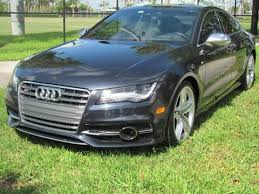 audi a7 for sale in florida audi s7 for sale carsforsale com