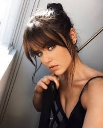 hairstyles for ladies who are 57 57 of the most beautiful long hairstyles with bangs bangs long