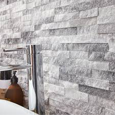 Briques Parement Interieur Blanc Accueil Design Et Mobilier Plaquette De Parement Naturelle Blanc Ultra Artic Leroy Merlin