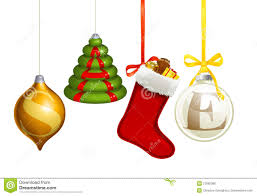 christmas decorations with the word sale royalty free stock photo