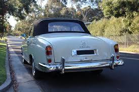 classic mercedes convertible cars brooklands classic cars