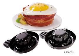 lave cuisine 2 pcs cuire bacon bowl cuisson espace compact économie au lave