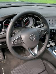 opel insignia wagon interior we drove the new opel insignia grand sport affordable excellence