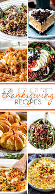 25 of the best thanksgiving recipes all in one spot