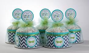 bow tie baby shower decorations cake set dapper mini cake set bow