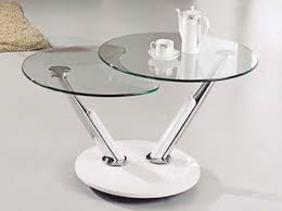coffee table marvellous revolving glass rotating glass coffee table amazing home design