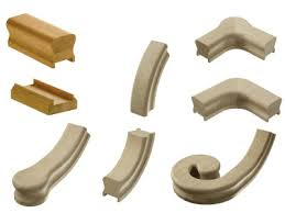 Stair Banister Parts Stair Handrail Kits View Options Montego Stair Rail Section Kit