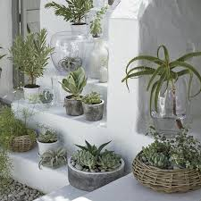 annecy planter small outdoor living home the white company