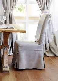 Linen Dining Chair Dining Chair Linen Slipcover