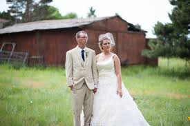 Backyard Country Wedding René Tate Photography Backyard Country Wedding With Bling