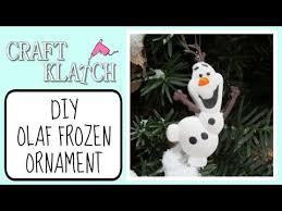 olaf frozen inspired resin ornaments craft klatch series