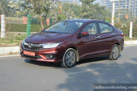 2017 honda city zx facelift features specification review