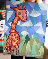 ms walker u0027s art info cubism project ideas