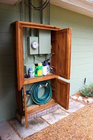 diy outdoor storage cabinet best outdoor storage ideas on pinterest diy yard pretty cabinets