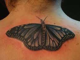monarch butterfly waist ides for butterfly tattoos
