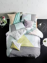 quilt covers runway pastel quilt cover sets double bedlinen