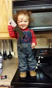 Chuckie Finster Halloween Costume 25 Baby Chucky Costume Ideas Chucky Costume