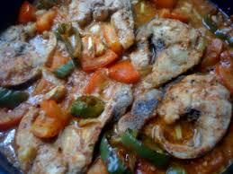 cuisine espadon recette espadon au four