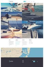 yacht vacation wordpress theme 51739