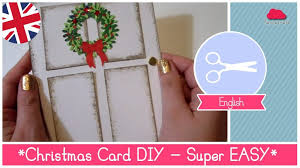 christmas diy christmas cards easy no talent needed our
