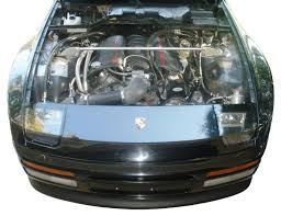 porsche 944 v8 before and after photos