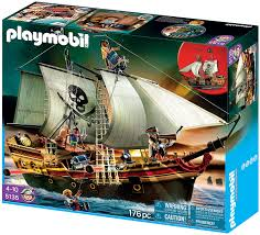 amazon com playmobil pirates ship discontinued by manufacturer