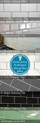 best backsplash ideas pinterest kitchen creative subway tile backsplash ideas for your kitchen