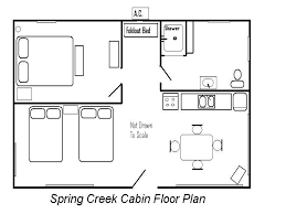 cabins floor plans floor plans for cabins 2013 creek cabin all rightsreserved