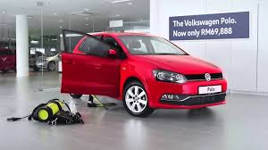 volkswagen malaysia the volkswagen u0027drop everything u0027 sale the polo youtube