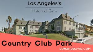homes for sale in country club park los angeles
