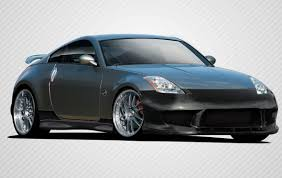 nissan 350z years to avoid 03 08 fits nissan 350z drifter 2 carbon fiber creations full body