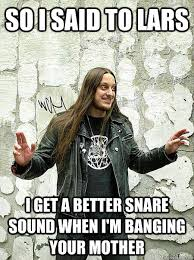 Metal Band Memes - heavy metal band meme thread metal memes haha ouch life