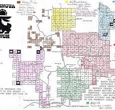 Texas Map Cities Terlingua Texas Map Texas Real Estate Land Sales Texas County