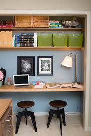 half closet half desk stylin finding a desk space where there is none