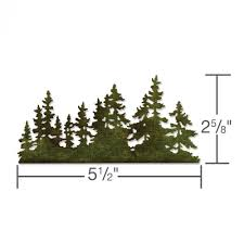 tree line sizzix thinlits die tim holtz craftdirect