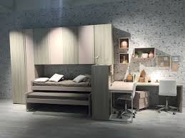 Bunk Bed Systems With Desk And Playful Furniture Ideas For Bedrooms