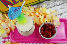 remodelaholic pina colada smoothie