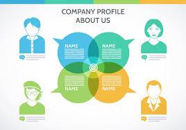 free download layout company profile company profile template vector download free vector art stock