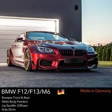 widebody bentley dmc f12 f13 m6 wide body carbon fiber body kit for the bmw bmwm6