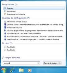 configurer bureau distance windows 7 la recherche sous windows 7 recherche intégrée et recherche fédérée