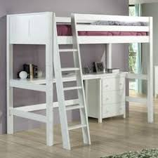 Twin Size Loft Bed With Desk by 1040 Twin Size Loft Bed With Desk Workstation Lakehouse