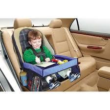 tablette de voyage pour siege auto techstick plateau de voyage pour enfant jouet snack plateau
