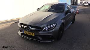 C63 Coupe Interior Mercedes Benz Amg C63 S Coupe 2017 Test Drive In Depth Review